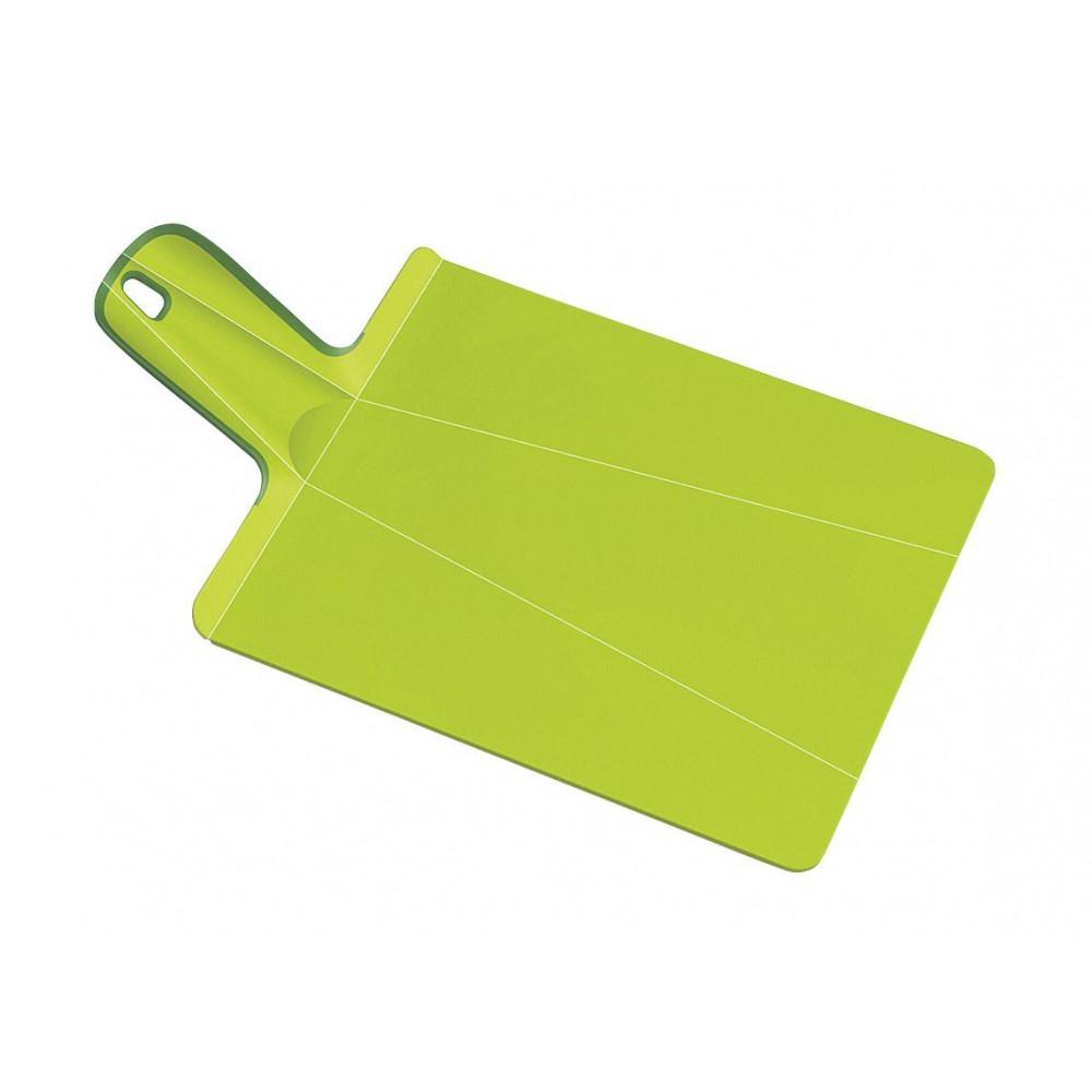 JosephJoseph - Chop2pot - Planche à découper  pliable PM - vert
