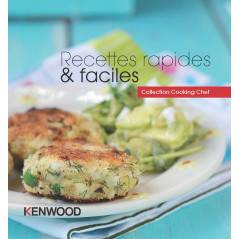 """Livre de recettes """"Recettes rapides et faciles"""""""
