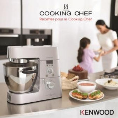 Livre Cooking Chef France