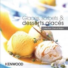 Livre Sorbetière : Glaces, sorbets & desserts glacés