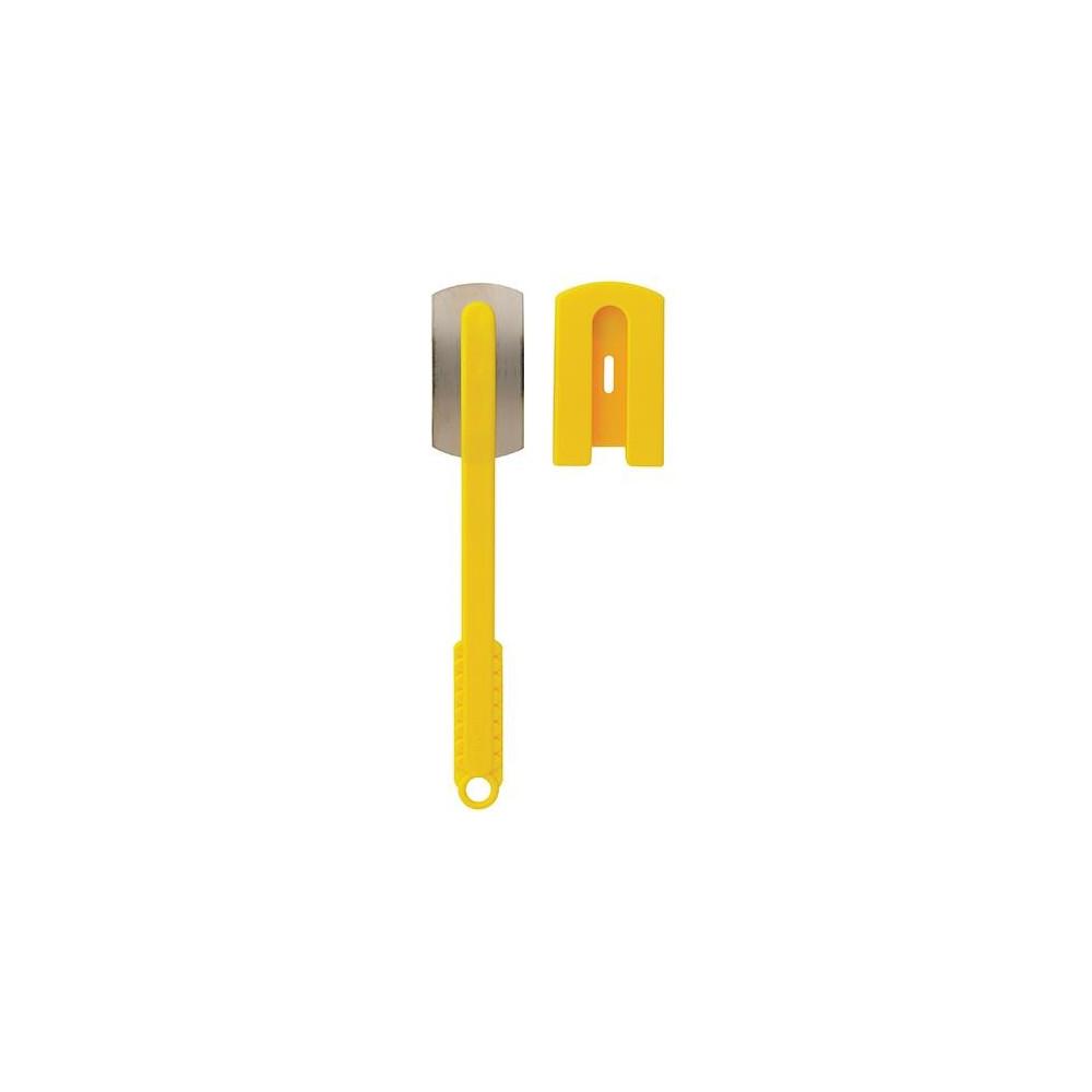 De Buyer Grignette jaune lame fixe