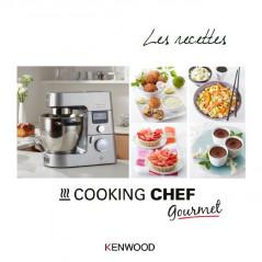 Livre Cooking Chef Gourmet