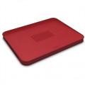 JosephJoseph - Cut&Carve Planche à découper GM - rouge