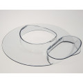 Couvercle protection transparent bol Chef & Major Titanium