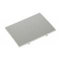 Façade tiroir à marc couleur silver