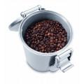 Boîte à grains de café sous vide