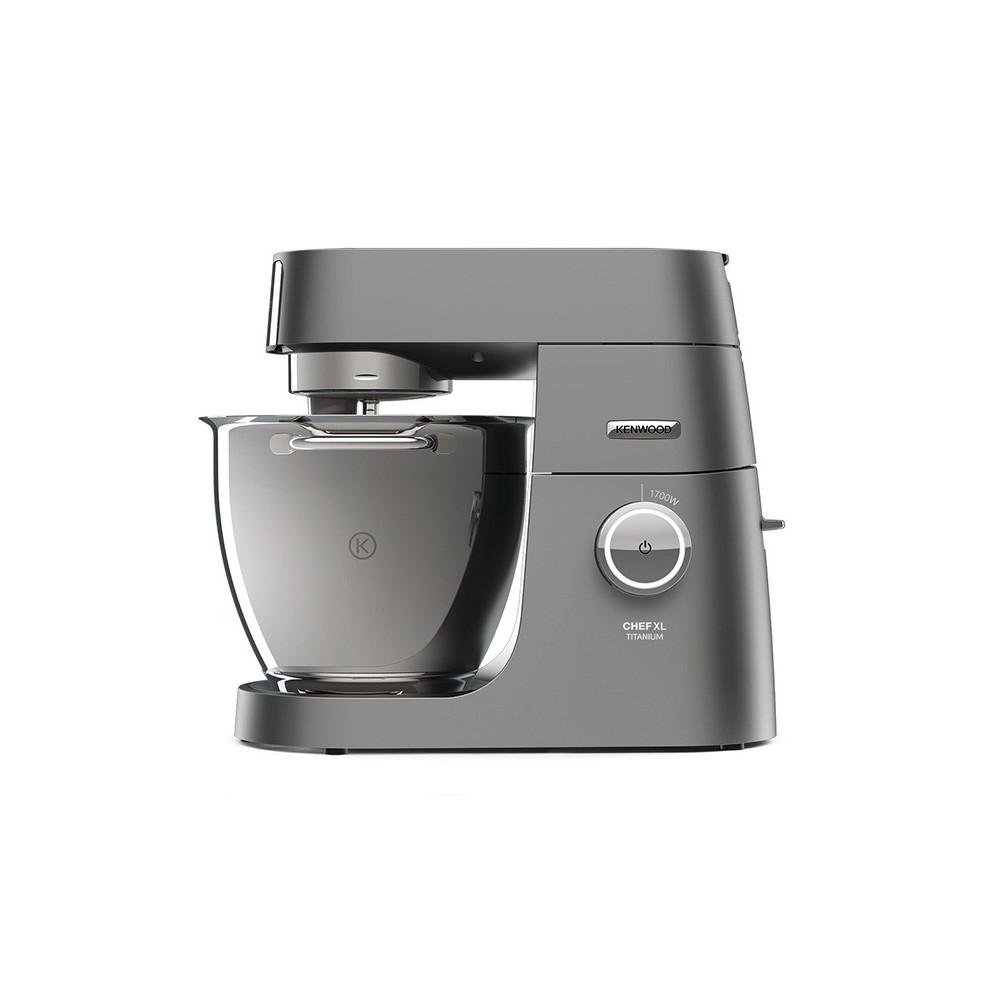 Robot Chef XL Titanium KVL8305S - 1700W  - kit pâtisserie