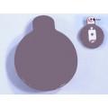 Cache Sortie lente Violette