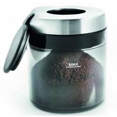 Pot pour conservation du café moulu