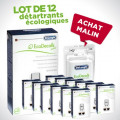 KIT DE 12 DETARTRANTS 100 ml