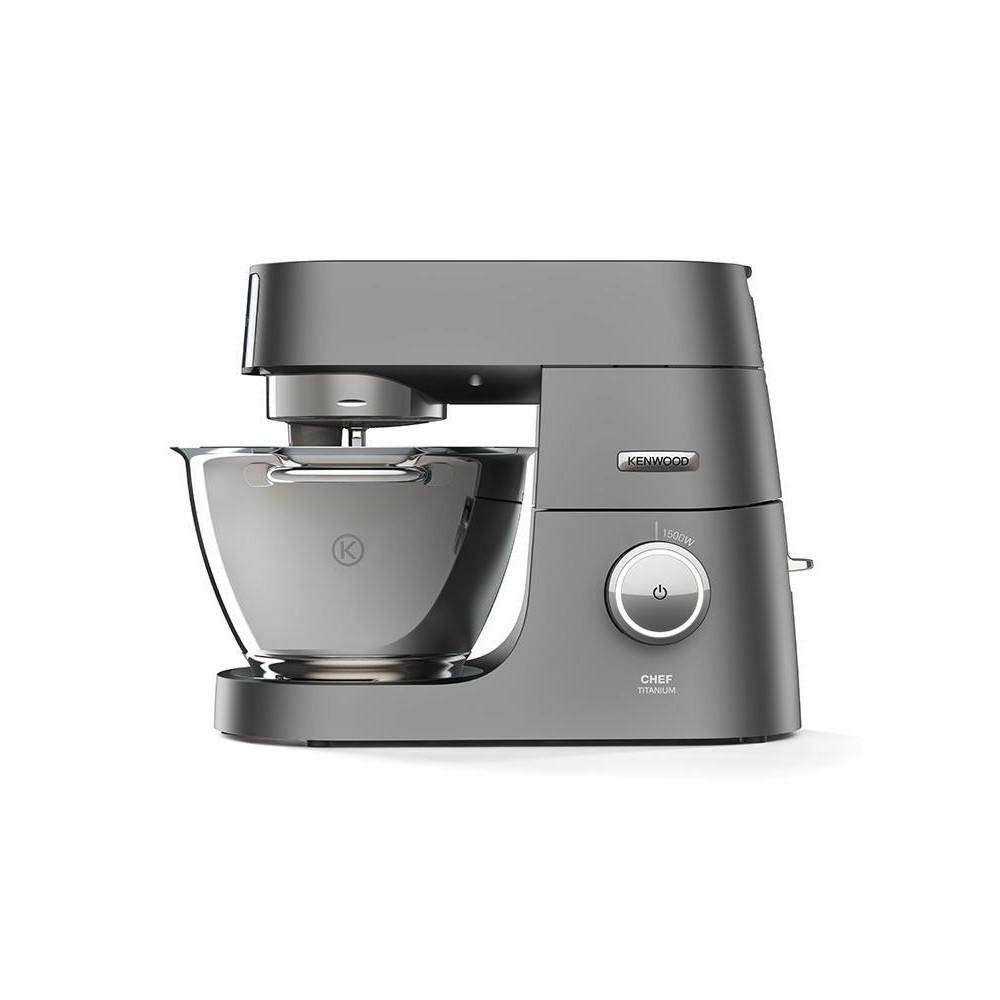 Robot Chef Titanium KVC7305S -1500W - kit pâtisserie