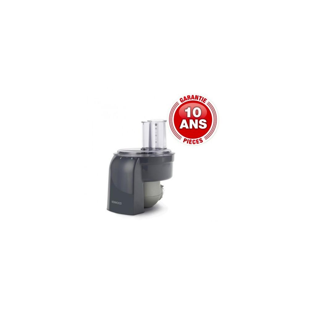 KAX412PL Accessoire à brunoise 10 ans garantie livre recettes