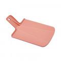 JosephJoseph - Chop2pot - Planche à découper  pliable PM - rose