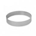 De Buyer. Cercle wedding cake inox HT45 diam22