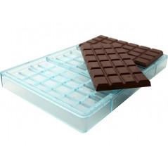 Moule 3 tablettes de chocolat 6*3
