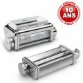 MAX94.A9ME Pack Laminoir acier 10 positions + ravioli maker