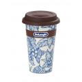 """Mug céramique """"BLUE FLOWER"""""""
