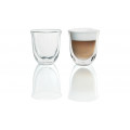 Tasses Cappuccino De'Longhi (Lot de 2) - 19 cl