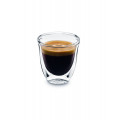 Tasses Expresso De'Longhi (Lot de 2) - 6 cl