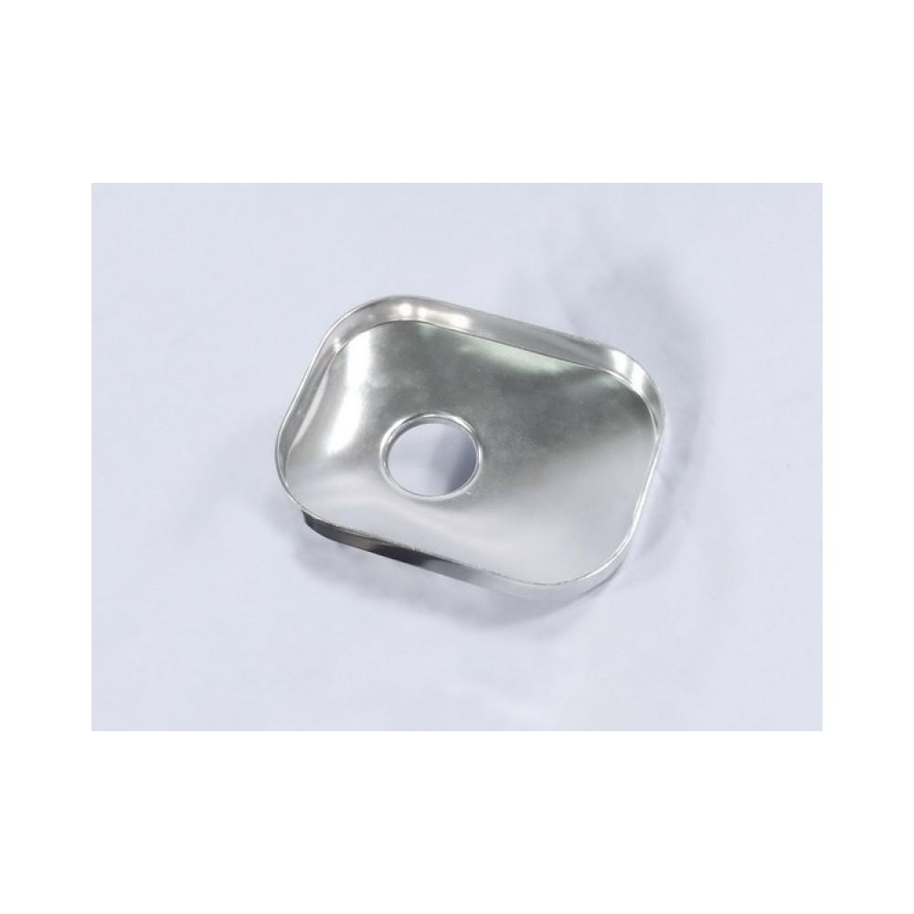 Plateau en métal