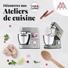 Ateliers de cuisine au Cook & Coffee