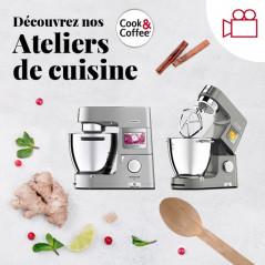 Ateliers de cuisine via Zoom