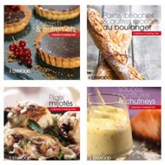Livres de la collection Cooking Chef Premium