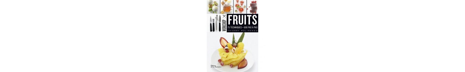 Livres de nos Chefs de Cuisine